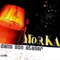 Norka - Dans son atelier